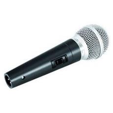 M-60, -52 dBi, 50 - 15000 Hz, 600 Ohm, Cablato, Nero, 350g