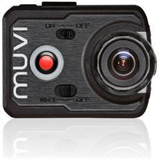 Muvi K-1, 1920 x 1080 Pixel, 1080p, 720p, Full HD, Auto, Mini-USB, Scheda di memoria