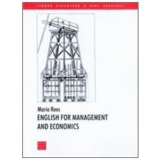 English for management and economics