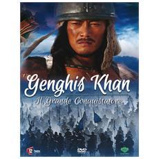 Dvd Genghis Khan-il Grande Conquistatore