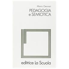 Pedagogia e semiotica