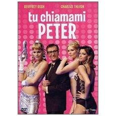 Dvd Tu Chiamami Peter