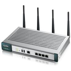 UAG2100 - Router wireless - switch a 4 porte - GigE - 802.11a / b / g / n