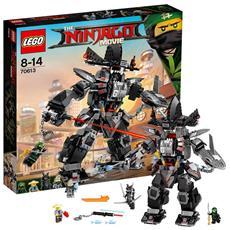 70613 Ninjago - Garma Mech Man