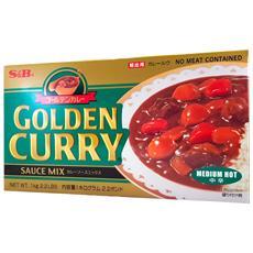 S&b Golden Curry (medio Piccante) - 1 Kg