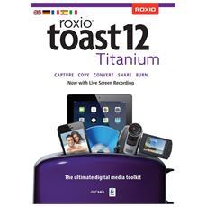Toast 12 Titanium