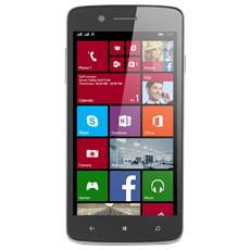 "MultiPhone 8500 DUO Nero 8 GB Dual Sim Display 5"" Fotocamera 8 Mpx Windows Italia"