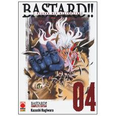 Bastard!! L'oscuro dio distruttore. Complete edition. Vol. 4 Bastard!! L'oscuro dio distruttore. Complete edition