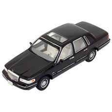 Prd101 Lincoln Town Car 1996 Black 1:43 Modellino