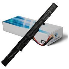 Batteria Per Portatile Asus Rog Gl752vw 14.4v 2200mah