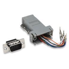 IMA 271 - Adattatore Modulare DB 9p. M / RJ45 8 fili