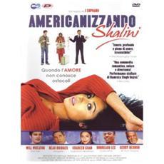 Dvd Americanizzando Shalini
