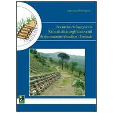 Tecniche di ingegneria naturalistica negli interventi idraulico-forestale