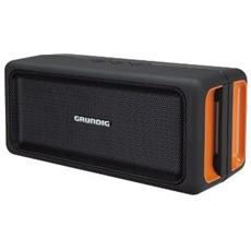 Speaker Bluebeat GSB 120 Bluetooth 10W colore Nero / Arancione
