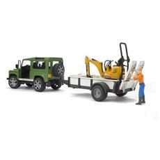 Auto Land Rover + Scavatore 02593