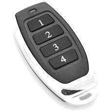 Telecomando Per Cancello Automatico Universale Radiocomando 433.92 Mhz Faac