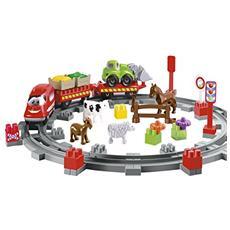 ECF7600003068 Abrick - Treno di Campagna