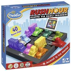 Rush Hour Gioco di Logica (Ed. Italiana)