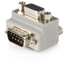 Serial Adapter Cable DB9 DB9 Grigio cavo di interfaccia e adattatore