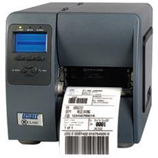"""Stampante termica diretta / a trasferimento Datamax-O'Neil M-Class M-4206 - Monocromatico - Etichetta stampabile - 107,95 mm (4,25"""") Larghezza di stampa - 152,40 mm / s Mono - 203 dpi - 8 MB - USB - Seriale - Parallelo - Ethernet - LCD - 118,11 mm"""