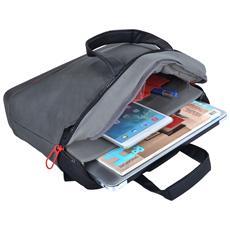 "Traveler Bag M G100 13' 13.3"" Borsa da corriere Grigio"