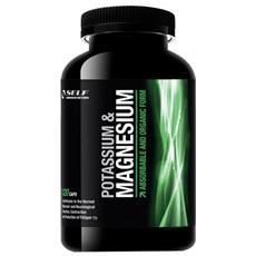 Potassium & magnesium 120 caps neutro
