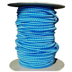 Fune elastica mm. 8x60mt. Blu Elettrico