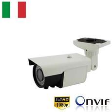 Telecamera Ip 1080P 2 Megapixel Varifocale