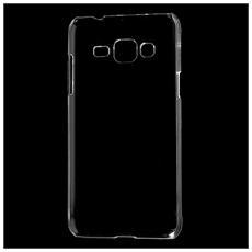 Custodia Cover Crystal Pc Hard Case Retro Plastica Rigida Trasparente Per Samsung Galaxy J3 2016 Sm-j320
