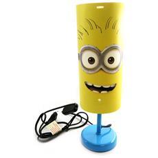 lampada '' giallo blu (30 cm) - [ n0356]