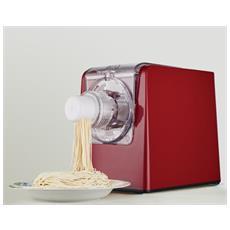Macchina Per La Pasta 300 Watt - 18 Trafile - Estrazione Pasta Verticale Non Attacca Max 640gr Di Farina Omaggio Kit Ravioli