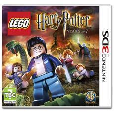 Lego Harry Potter Anni 5-7 Gioco 3DS
