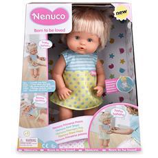 Bambola Nenuco Primi Passi 700014146