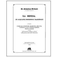 La difesa di alquanti prodotti nazionali (1836)