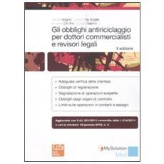 Gli obblighi antiriciclaggio per dottori commercialisti e revisori legali