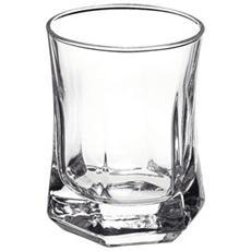 Confezione 3 Pezzi Bicchiere da Liquore - Linea Capitol