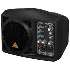 BH B207MP3 Speaker 150Watt con mixer integrato
