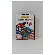 World Cup Usa 94 Limited Edition Megadrive Completo