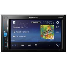 mvh-a200vbt 15,7cm Auto Touchscreen Multimedia Receiver