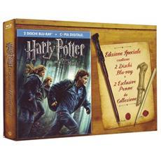 Harry Potter e i Doni della Morte - Parte 1 (Limited Gift Edition) (2 Blu-Ray + 2 Penne)