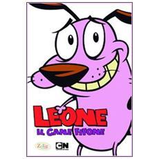 Leone il cane fifone