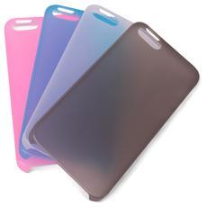 I-PHONE5-016BK - Custodia Ultra Sottile per iPhone 5/5S Nera