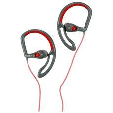 Auricolari Sportivi Stereo SB30 In-Ear colore Rosso