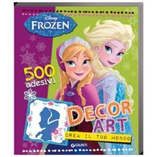Disney - Frozen - Crea Il Tuo Mondo - Decor Art