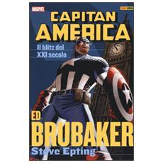 Blitz del XXI secolo. Capitan America (Il) . Vol. 4 Il blitz del XXI secolo. Capitan America