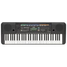 Tastiera Portatile PSR-E253 61 Tasti colore Nero