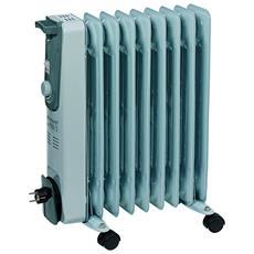 Radiatore Elettrico Ad Olio Mr 920/2