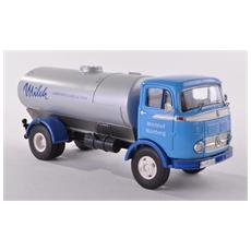 Prem18225 Mercedes Lp911 Tankwagen Milch 1:43 Modellino