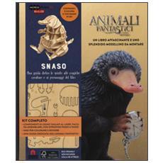 Snaso. Animali fantastici e dove trovarli. Una guida dietro le quinte alle magiche creature e ai personaggi del film. Ediz. a colori. Con gadget