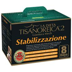 Tisanoreica 2 Kit Stabilizzazione 8 Days